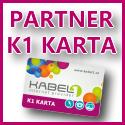 K1 karta - bonusový program